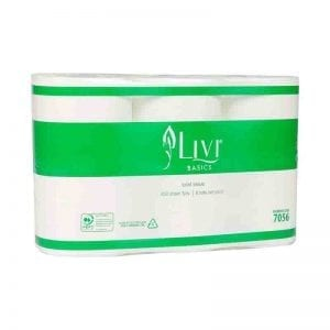 Livi Basics Multipack Bathroom Tissue