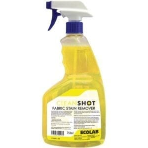 Ecolab Cleanshot Fabric Stain Remover
