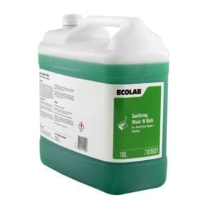 Ecolab Sanitising Wash N Walk 10L