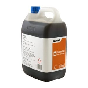 Ecolab Greasestrip 2 x 5Lt