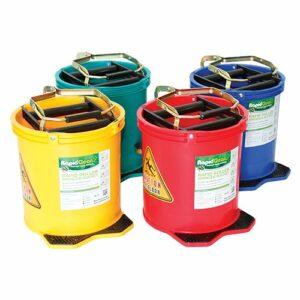 RapidClean Roller Winger Bucket