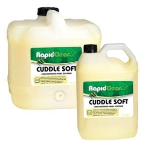 RapidClean Cuddle Soft Fabric Softener