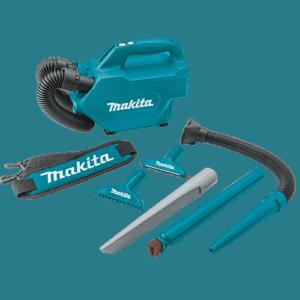 Makita LXT® 2L Backpack Vacuum HEPA DVC261GX12