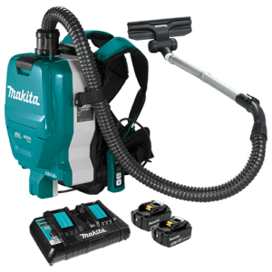 Makita LXT® 2L Backpack Vacuum HEPA DVC261ZX12