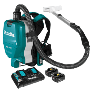 Makita LXT® 2L Backpack Vacuum HEPA DVC261ZX13