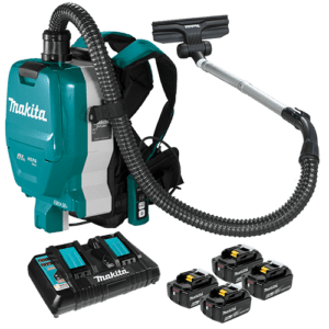Makita LXT® 6L Backpack Vacuum HEPA DVC660ZX1