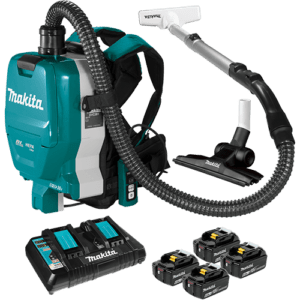 Makita LXT® 6L Backpack Vacuum HEPA DVC660G2X1