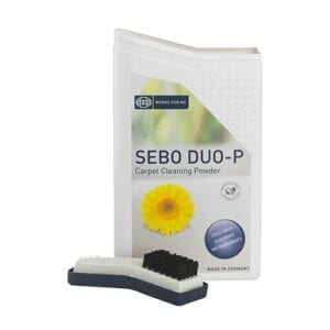 SEBO Duo P Clean Box Carpet Powder
