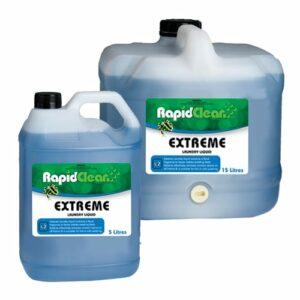 RapidClean Extreme Laundry Liquid
