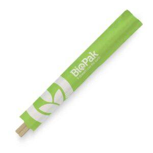 BioPak Wood Chopsticks