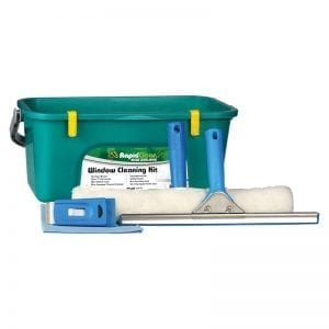 RapidClean Window Cleaning Kit