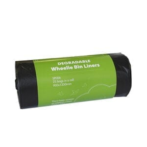 EcoPack 120L Degradable Wheelie Bin Liner