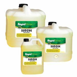 RapidClean Sudzee Lemon Sink Detergent