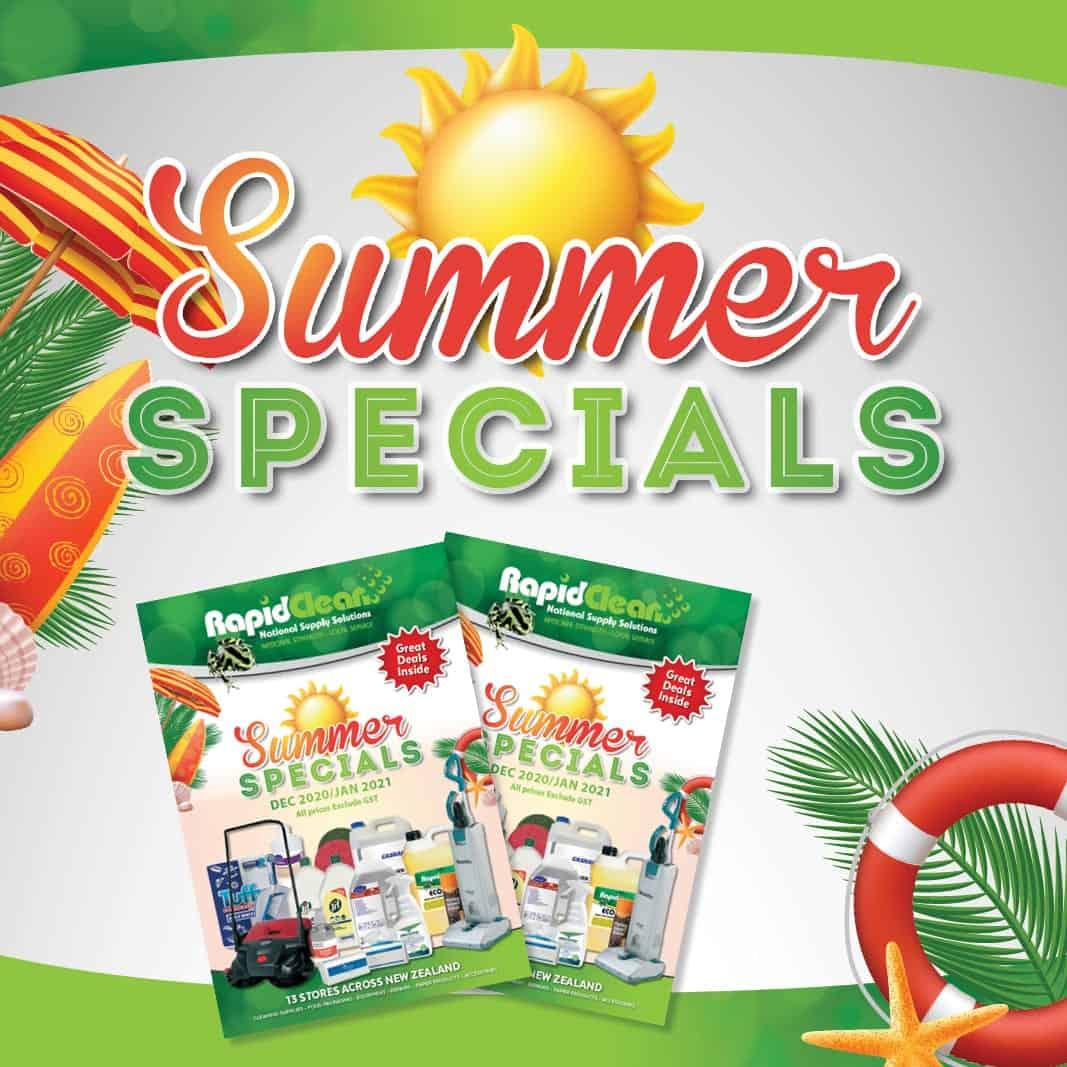 Summer Specials